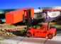 "Mobile Preview: Containerstapler ""Forklifter"" 1:160, Bausatz"