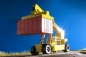 "Preview: Containerstapler ""Reachstacker"" 1:160, Bausatz"